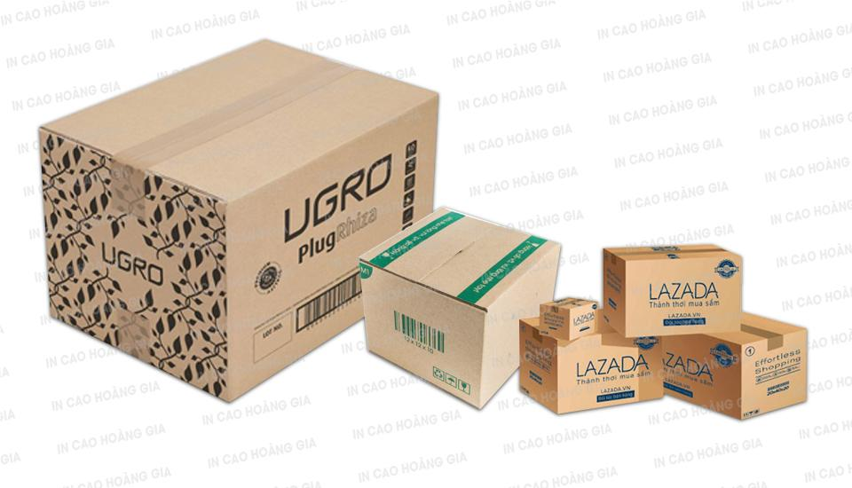 In thùng carton giá rẻ hcm